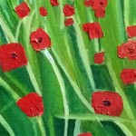 Eleanor-Woolley-_-Cotswold-poppies-_-Landscape-_-Impressionistic-_-Section-4