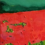 Eleanor-Woolley-_-Poppies-near-Naunton-_-Landscape-_-Impressionistic-_-Section-2