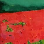 Eleanor-Woolley-_-Poppies-near-Naunton-_-Landscape-_-Impressionistic-_-Section-2