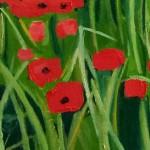 Eleanor-Woolley-_-Poppies-near-Naunton-_-Landscape-_-Impressionistic-_-Section-4
