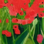 Eleanor-Woolley-_-Poppies-near-Naunton-_-Landscape-_-Impressionistic-_-Section-5
