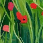 Eleanor-Woolley-_-Poppies-near-Naunton-_-Landscape-_-Impressionistic-_-Section-6