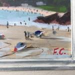 Fiona Carver Summer in St Ives Wychwood Art