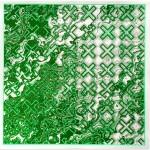 Green Flow-Wychwood Art