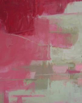 J.Keith  Ruby Night  abstract , landscape Wychwood Art.jpeg.