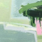 Janet Keith Italian Painting 2 ( pink) detail 1