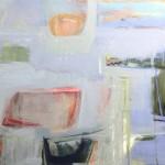 Janet Keith Opalescence Abstract landscape seascape Wychwood Art.jpeg.