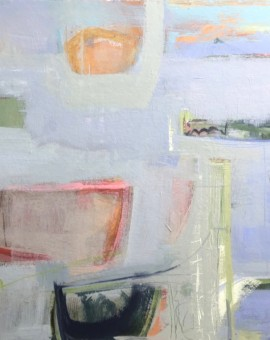 Janet Keith Opalescence Abstract landscape seascape Wychwood Art.jpeg.