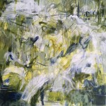 Janet Keith Savannah Afternoon abstract expressionist Wychwood Art