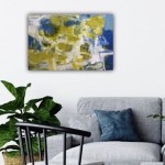 Janet Keith Scent of Gorse insitu 2