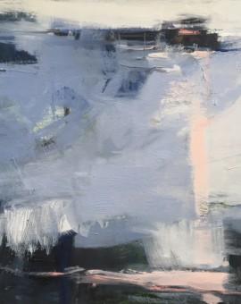 Janet Keith White Nights landscape  seascape Wychwood Art