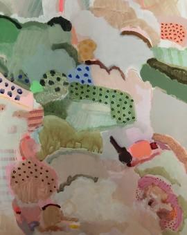 Philippa Jeffrey Love in a Mist Wychwood Art