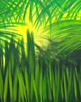 Pixie Willoughby Rainforest Kao Yai Wychwood Art