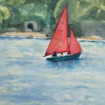 Red Sails Wychwood Art Full Image