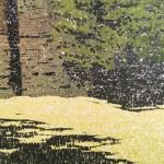 Susan Noble Gisborough Priory close up grass