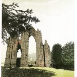 Susan Noble Gisborough Priory unframed