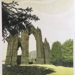 Susan Noble Gisborough Priory unframed 2meg