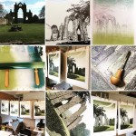 Susan Noble Gisborough Priory wip gallery