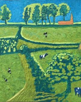 THE GREEN MILE BY ANDREA ALLEN WYCHWOOD ART JPEG (6)