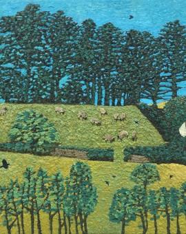 TREE BATHING BY ANDREA ALLEN WYCHWOOD ART JPEG (1)
