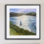 Turquoise Sails Wychwood Art 2