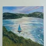 Turquoise Sails Wychwood Art 3