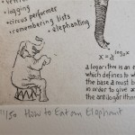 Will Taylor  How To Eat An Elephant  Edition  Wychwood Art
