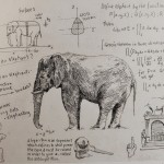 Will Taylor  How To Eat An Elephant  Main  Wychwood Art
