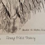 Will Taylor  Sheep Field Theory  Edition  Wychwood Art