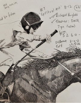 Will Taylor  The Racing Selection  Main  Wychwood Art