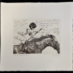 Will Taylor  The Racing Selection  Sheet  Wychwood Art