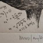 Will Taylor  Universal Pig Formulae  Signature  Wychwood Art