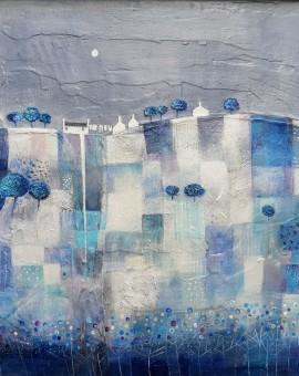 Wychwood Art-JulieAdlard-LittleWhiteCottageBodmin-Main