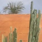 Cactus Madness, Musee de la Palmeraie, Morocco detail 3