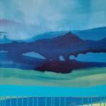 Claire Chandler Blue Skies detail Wychwood Art (2)