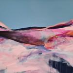 Claire Chandler Dreamscape Wychwood Art 127 x 157cm acrylic on canvas