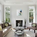 Claire Chandler High Tide Wychwood Art in situ 61 x 52cm
