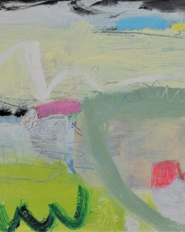 Diane Whalley Barefoot in the  Garden Wychwood Art