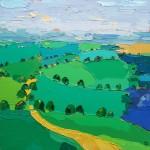 Georgie Dowling Foxcote Wychwood Art 01