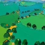 Georgie Dowling Foxcote Wychwood Art 07