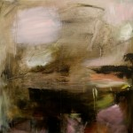 Jill Campbell_Pink Morning Clouds_landscape_Wychwood Art