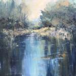 Jonathan Trim Late Afternoon Stillness Wychwood Art.jpeg