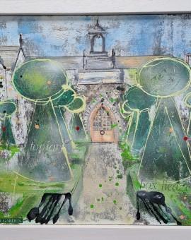 Julia Adams_The Cloister Garden_wychwood art