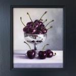 Marie Robinson Cherry Ripe Framed Wychwood Art
