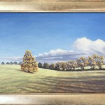 Marie Robinson_Autumn Breeze Framed_Wychwood Art