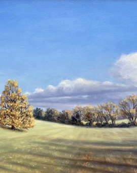Marie Robinson_Autumn Breeze_Wychwood Art