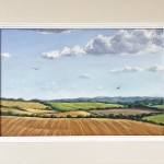 Marie Robinson_Red Kite Country Framed_Wychwood Art