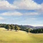 Marie Robinson_September Hills detail_Wychwood Art