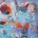 Mary Scott, All The Ancient Rocks I Ever Met (II), Wychwood Art