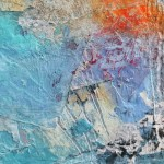 Mary Scott, All The Ancient Rocks I Ever Met (II), Wychwood Art, detail 2